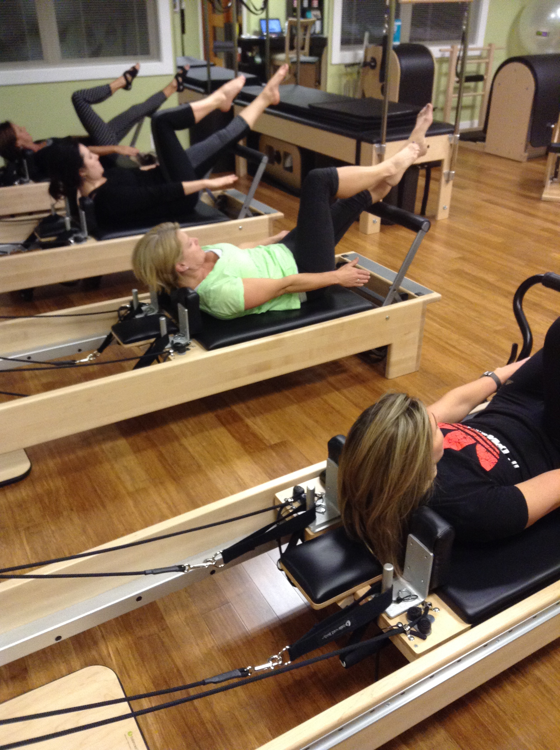 HCP Group Reformer Class