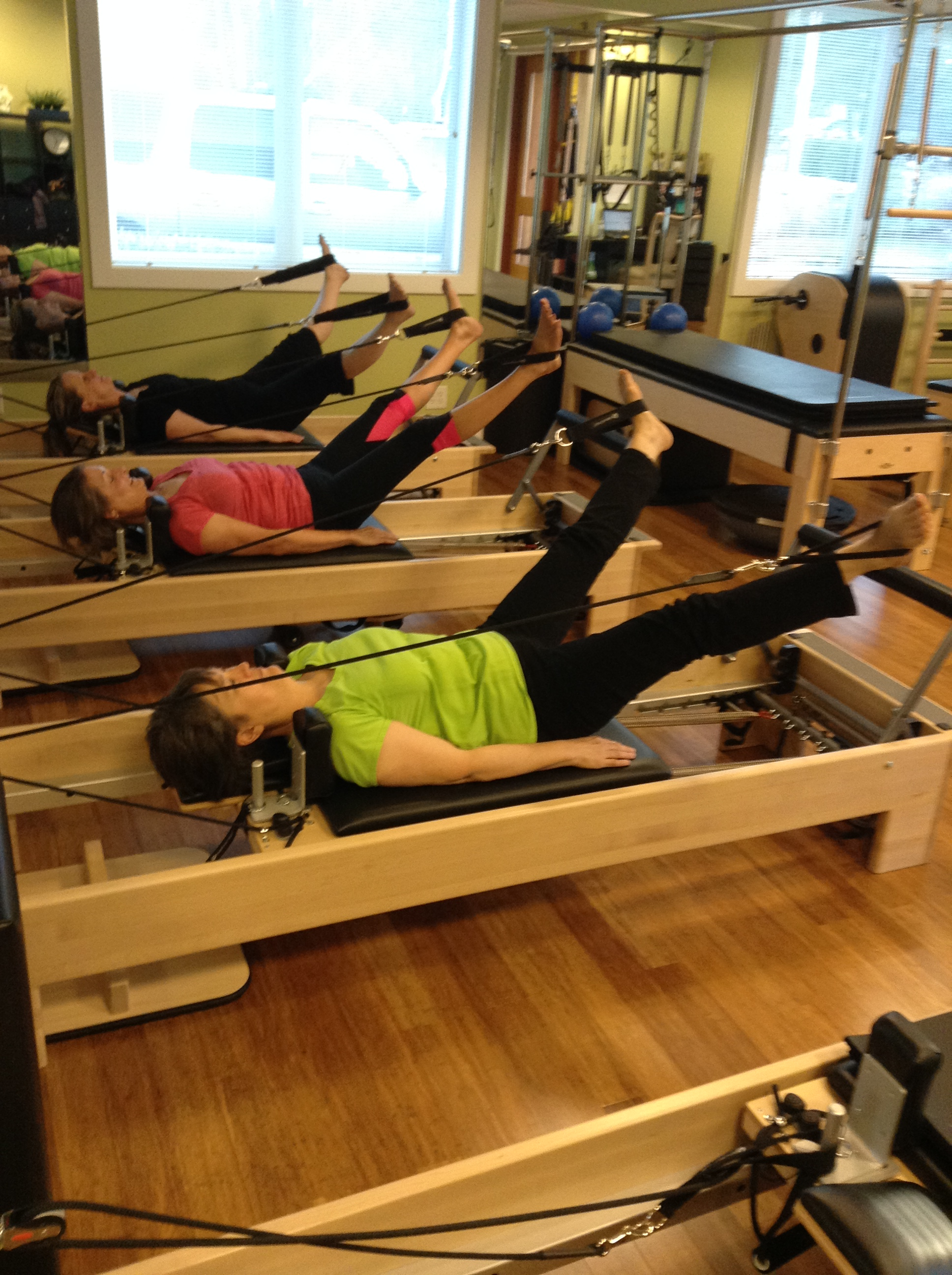 HCP Group Reformer Class2